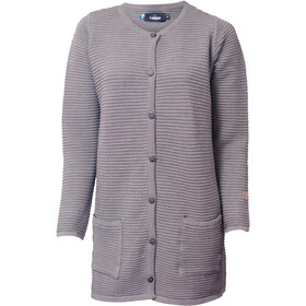 Ivanhoe of Sweden GY Haga Cardigan Donna, dark kakhi